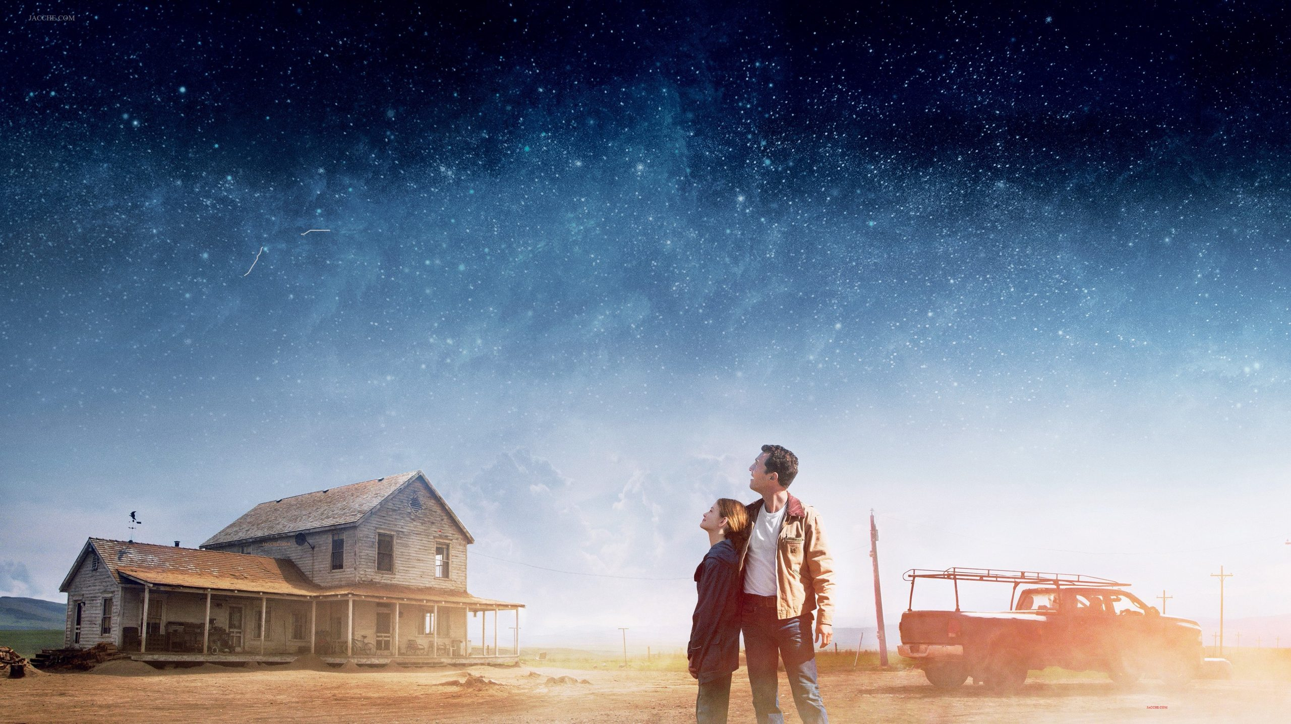 Interstellar-2014 movie image